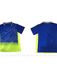 pour Badminton Course/Running Unisexe Professionnel Respirable Séchage rapide Anti-transpiration Sports Térylène
