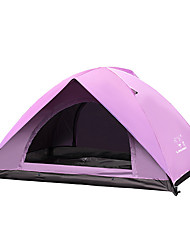 2 persons Tent One Room Camping Tent Well-ventilated Portable-Camping-