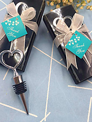 Chrome Bottle Favor Bottle Opener Beter Gifts® Tea Party Favor