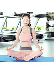 Mulheres Corrida Respirável Primavera Verão Outono Inverno Exercício e Atividade Física Náilon Chinês DelgadoInterior Esportes Relaxantes