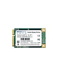 Recadata 256gb unidade de estado sólido ssd msata mlc marvell 512mb cache