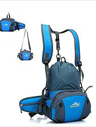 other L Waist Bag/Waistpack Hiking & Backpacking Pack Shoulder Bag Belt Pouch/Belt BagClimbing Leisure Sports Jogging Camping & Hiking
