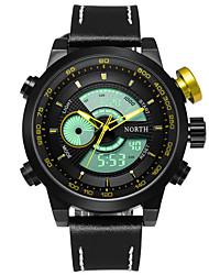 Masculino Relógio Esportivo Relógio Militar Relógio de Pulso Único Criativo relógio Relogio digital Chinês Quartzo DigitalLED Impermeável