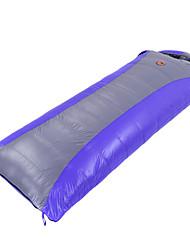 Saco de dormir Retangular Solteiro (L150 cm x C200 cm) 15 Algodão T/C 220X80 Campismo Á Prova de Humidade Mantenha Quente 自由之舟骆驼