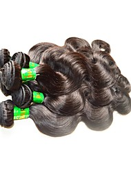 Wholesale Indian Virgin Human Hair Weaves Body Wave 1kg 10Bundles Lot Unprocessed 8A Grade Beautysister Hair Company Natural Black Color
