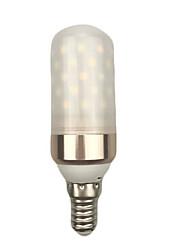 6W E14 LED лампы типа Корн T 60 SMD 2835 750 lm Двойной цвет источника света V 1 шт.