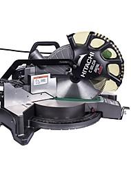 Hitachi ramp saw 12 laser digital de alta precisão composto mitra serra
