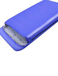 Schlafsack Rechteckiger Schlafsack Doppelbett(200 x 200) -10 -25 T/C Baumwolle 210X120 Camping Feuchtigkeitsundurchlässig warm halten