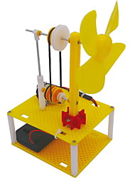Juguetes para los muchachos Juguetes de aprendizaje  Kit de Bricolaje Juguete Educativo Juguetes científicos Cilíndrico