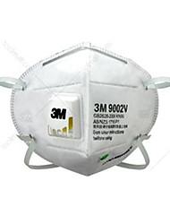 Kit outil 3m protection de l'environnement type de pliage masque de protection avec vanne (tête)