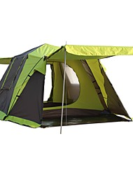 Duplo Um Quarto Barraca de acampamentoCampismo Viajar-Verde