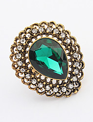 Ring Jewelry Euramerican Fashion Gem Alloy Jewelry Jewelry For Wedding Party Special Occasion 1 pcs