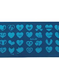 Blue Film Printing Plate