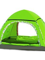 3-4 personnes Unique Tente automatique Une pièce Tente de campingCamping Voyage