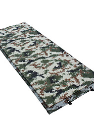 Inflated Mat Portable Camping Traveling Oxford PVC