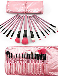 15 Make-up Brushes Mascara Brush Eye Shadow Brush Blush Brush Make-up Brush