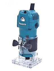 Makita 530w trimmer 1/4 tondeuse à bois 3709
