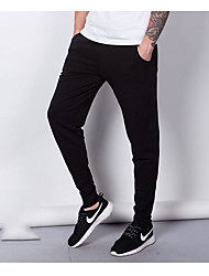 Men's Low Rise Micro-elastic Chinos Pants,Boho Harem Solid