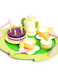 Toy Foods Circular Wood Children's 5 to 7 Years 8 to 13 Years