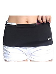 Sports Bag Waist Bag/Waistpack Wearable Multifunctional Running Bag All PhonesFitness Leisure Sports Jogging Cycling/Bike Traveling