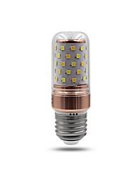 5W E26/E27 LED a pannocchia T 70 SMD 2835 600 lm Bianco caldo Bianco V 1 pezzo