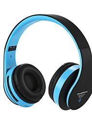 Casque stéréo sans fil stéréo et sans fil Soyto Stn-12 casque stéréo Bluetooth 3.0 écouteurs edr 3.5mm audio casque musique mp3 mains