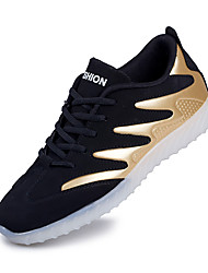 Masculino-Tênis-Light Up Shoes-Rasteiro--Pele-Casual