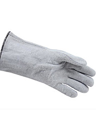 Ansel /ANSELL33cm Nitrile Coated High Temperature Resistant Gloves / Vice