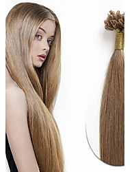 20 Inch Brazilian Real Remy Human Hair U-Tip Hair Extensions Multiple Colors Kertain Prebonded Human Hair Extension
