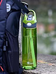Акриловая спортивная бутылка для воды 750мл