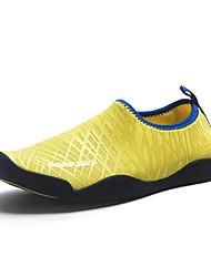Unisexe Chaussures d'Athlétisme Semelles Légères Néoprène Printemps Eté Extérieure Sport Chaussures d'Eau Talon Plat Jaune Bleu Rose Plat