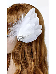 Hand Made Wedding Feather Hair Fascinator Headpieces Fascinators Headbands Hair Accessories Feather Wigs Accessories For Women 018