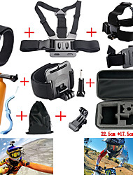 Sports Action Camera Tripod Multi-function Foldable Adjustable Waterproof All in One Convenient ForAll Gopro Xiaomi Camera Gopro 5 Sports