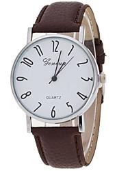 Women's Fashion Watch Wrist watch Casual Watch Quartz PU Band Charm Unique Creative Luxury Elegant Cool Watches Strap Watch