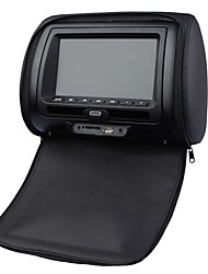7 Inch Headrest Car DVD Player Support Games, SD Card(1 Pair)