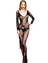 Costumes Vêtement de nuit Femme,SexyMince Rayonne Spandex Aux femmes