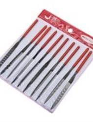 Jetco 10 набор различных ножей ms-10b / 1