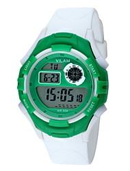 Vilam High Quality Kids' Sport Watch Digital Children Watches Water Resistant Shock Resistant Plastic Band Casual Boys Girls Watch