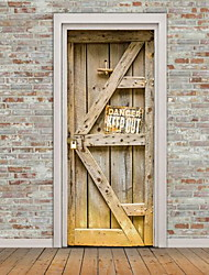 Натюрморт Наклейки 3D наклейки Декоративные наклейки на стены,Винил материал Украшение дома Наклейка на стену