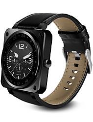 Bluetooth 4.0 monitor de freqüência cardíaca smart wristband siri relógio de registro de voz
