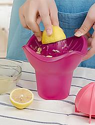 3 ед. Лимонный Руководство Соковыжималка For Для фруктов Для приготовления пищи Посуда Пластик Высокое качество Творческая кухня Гаджет