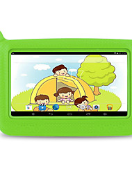 M713 7 inch Android 4.4.2 Quad Core 1024*600 TFT Screen 512M/8G 3000mah Kid Tablet