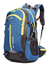 40 L Rucksack Camping & Wandern Reisen Feuchtigkeitsundurchlässig tragbar Atmungsaktiv Reflektierend