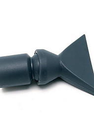 Aquarium Pinces à tuyaux Sans Bruit Non toxique & Sans Goût Stérilisé Artificiel Contrôle manuel de la température Ajustable Plastique