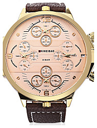 Mulheres Homens Relógio Esportivo Relógio de Moda Relógio de Pulso Bracele Relógio Chinês Quartzo Automático - da corda automáticamente
