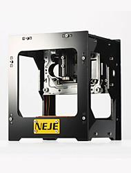 neje дк-8-KZ 1000mw лазера коробка / лазерная гравировка машина / принтер