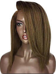 New Style Brazilian Virgin Hair Bob Wigs Straight Hair Lace Front Human Hair Wigs Short Virgin Hair Bob Wig for Woman