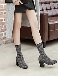Calçado feminino sintético sintético casual