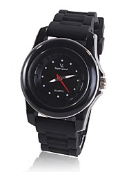 V6 Button Style Simple Dial Female Models Watches