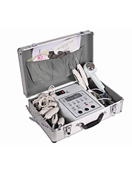 Portable Microcurrent Bio Face Lift Facial Skin Care Toning Magic Glove Spa Salon Beauty Machine